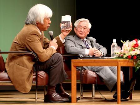 ノーベル物理学賞の益川敏英さん特別インタビュー 15日にネット生中継