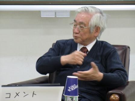 益川敏英さん、コトバの爆発