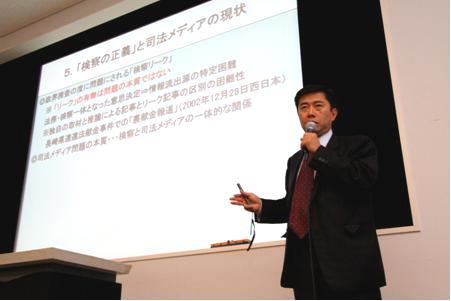 「これからの『メディアと検察』の話をしよう」早大J-Schoolシンポジウム(1)郷原信郎×魚住昭