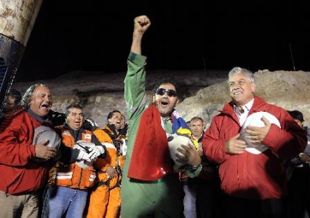 チリ岩盤事故で思うバーチャルとリアルの落差