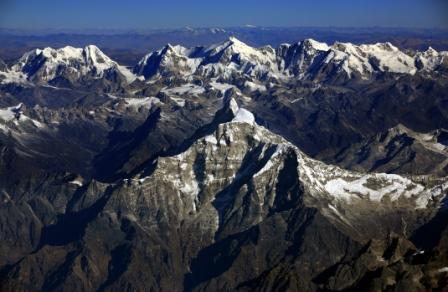 「第三の極」チベットに科学の目を