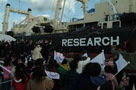 調査捕鯨の「調査」は科学か――検証を怠るアカデミズム