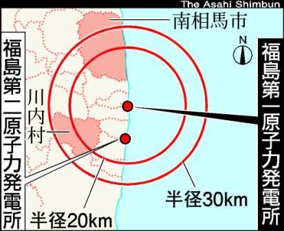 原発震災3週間を経たFUKUSHIMAの課題