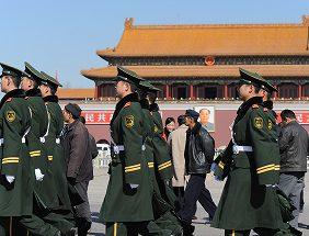 国内治安の維持強化に舵を切った中国共産党