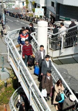 首都直下型地震~その時だれが東京を救うのか