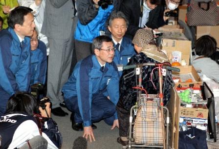 """東電従業員の""""経営責任""""を問う"""