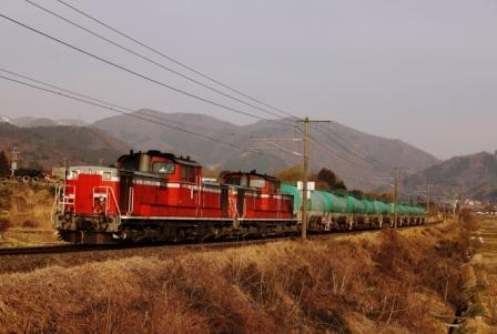震災で再認識、鉄道在来線の貨物輸送