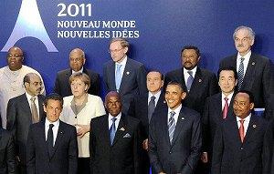 G8ドービル・サミットと日本の発信力