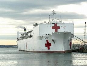 日本独自の病院船保有を議論しよう