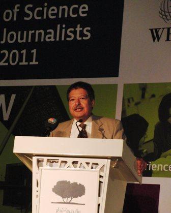 ドーハの科学ジャーナリスト世界会議で「アラブの春」を実感した