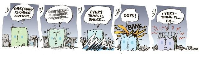 フクシマが欧州に与えた影響の深層