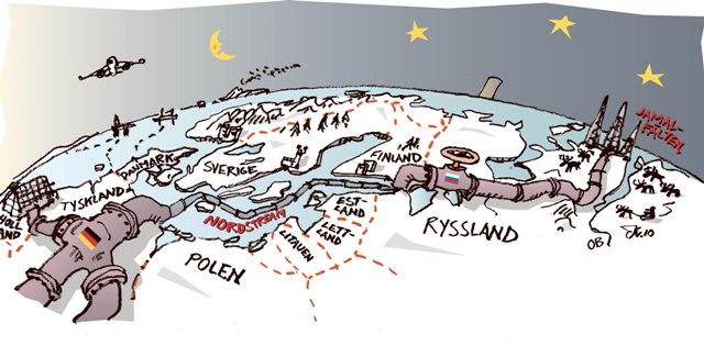 ロシアとEUをつなぐガスパイプラインの七つの真実