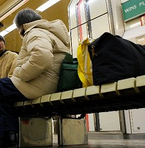 北大HOPSマガジン 【北海道から何を発信するか】 札幌にはホームレスが存在しない?