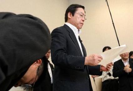 代表候補鹿野道彦農相の通信簿