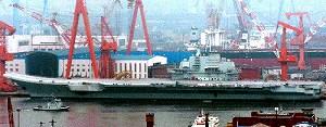 中国の空母計画(上)――就役しても、地域の軍事バランスは乱さない