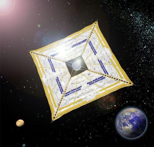 【科学朝日】宇宙ヨットIKAROS ソーラーパワーで宇宙探索(collaborate with 朝日ニュースター、9月8日放送)