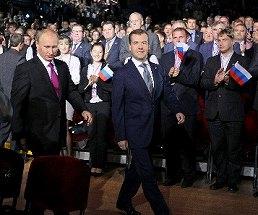 プーチンがまた大統領になる理由
