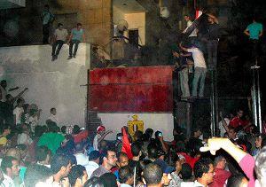 カイロのイスラエル大使館の思い出