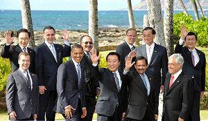 TPPは、米国の関心を太平洋に繋ぎ止める