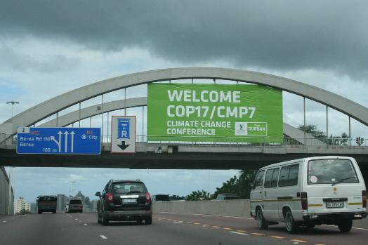 【COP17現地報告】京都議定書はダーバンで死を迎えるか