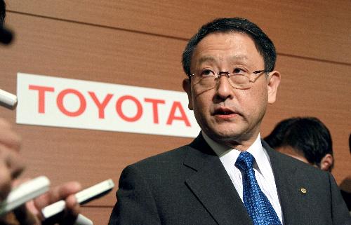 トヨタのこれから、章男社長の経歴に期待