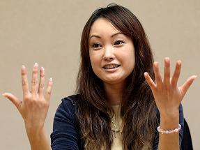 【ポスト・デジタル革命の才人たち】千葉麗子さんインタビュー 「『電脳アイドル』の過去から『脱原発』」の未来へ」 (下)――常に革命家でありたい!