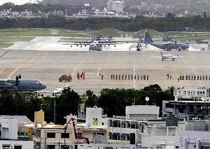 在日米軍再編見直しは日米の窮余の一策