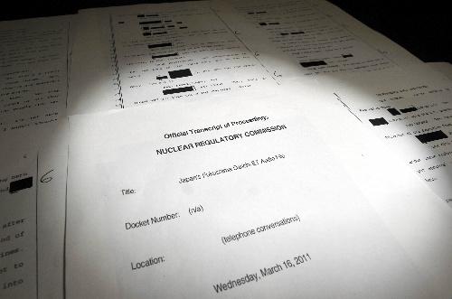 米原子力規制委員会の福島事故議事録からの教訓