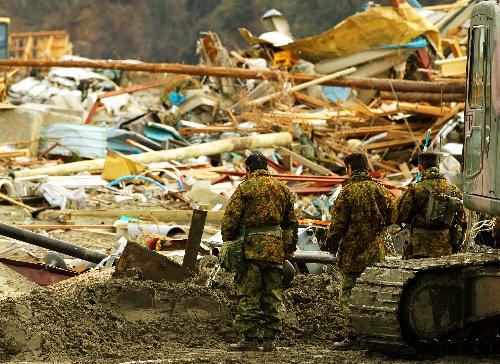 自衛隊は3・11の「戦訓」を活かせるか(上)――地図、無線、人員の不備