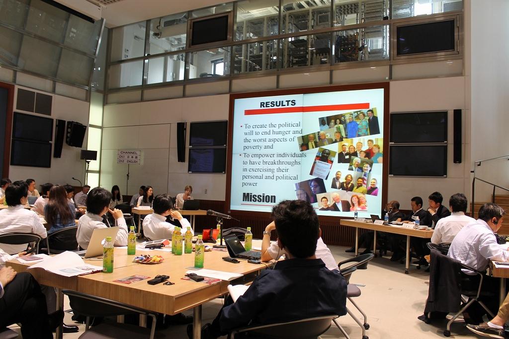慶応大学G-SEC 復興リーダー会議が本格始動