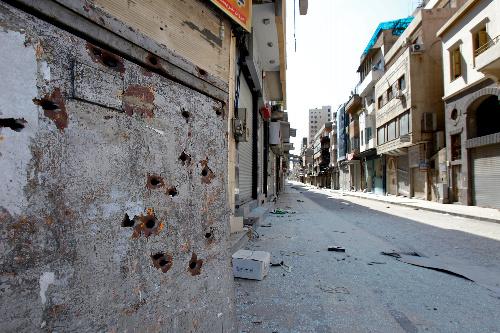レバノンに飛び火しそうなシリア危機