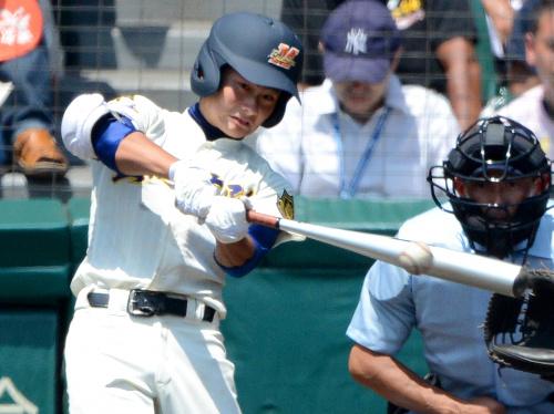 [5]160キロ投手・大谷翔平を倒した盛岡大付の目指す打力
