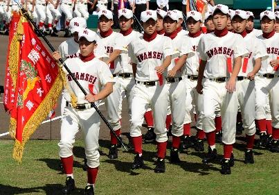 [6]ユニフォームを知れば、高校野球が楽しくなる!?
