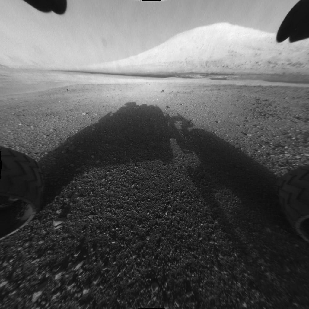 火星で地球の生命誕生を探る「好奇心」