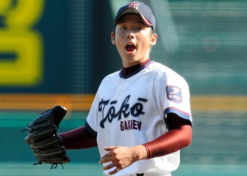 [8]桐光学園・松井裕樹はなぜ22個の三振をとれたのか