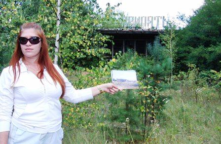 [7]チェルノブイリ原発に観光コースができていた(2)