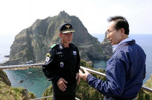 「いつもの光景」を超えて――竹島(独島)を相互理解の契機に