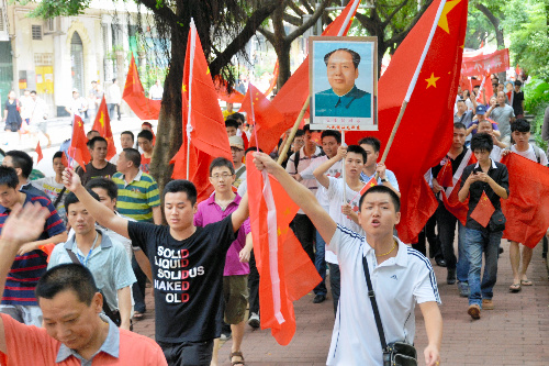 高まる中国の愛国心――正面衝突を避けるには
