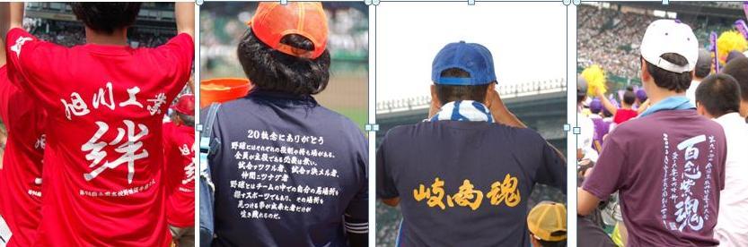 [23]アルプススタンドの「背中」が語る高校野球への思い
