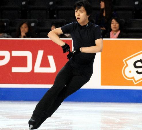[3]GP第1戦「スケートアメリカ」リポート(上)