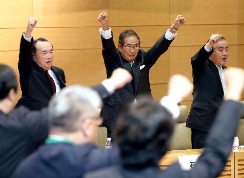 日本政治に第三極を成立させるために必要なこと
