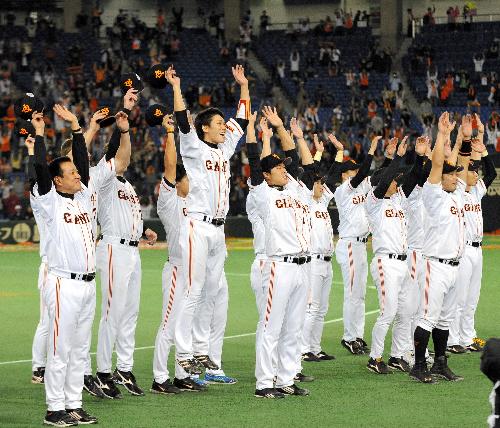 日本シリーズの巨人優勝で、球界改革の後退は必至!