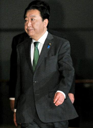野田首相、捨て身のTPP参加表明