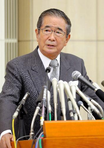 戦後初の「極右党首」登場――「日本維新の会」と石原新党の合併が意味するもの