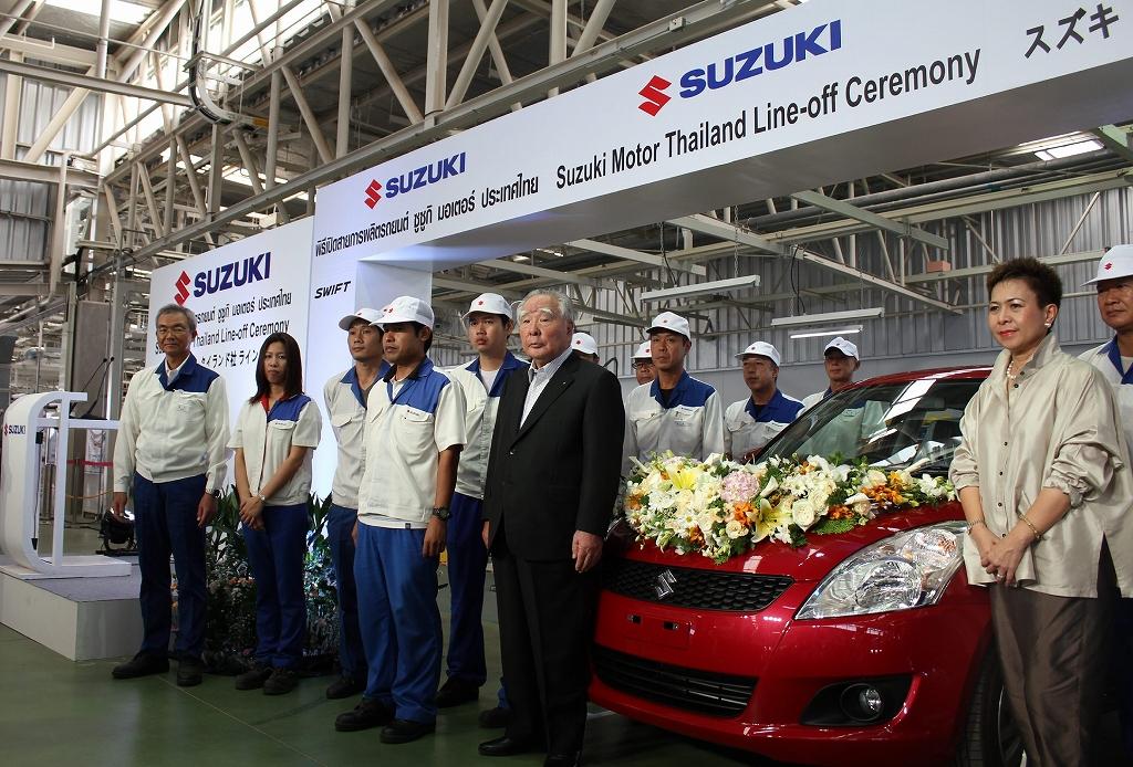 スズキ、三菱、日産…自動車産業で進む個人のグローバル化