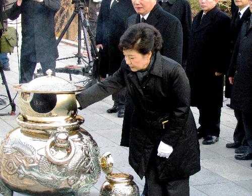 韓国次期大統領・朴槿恵の「絶望と希望」――父娘2代の物語