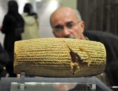 古代ペルシアのキュロス大王は、イスラエルのイラン攻撃を防ぐか