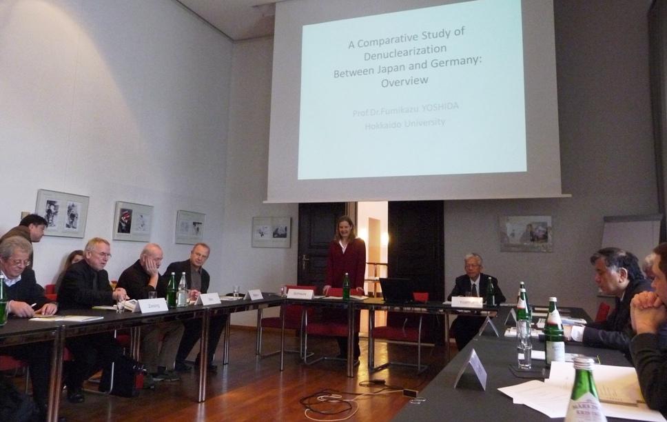 「脱原発とエネルギー転換に関する日独比較」ベルリン会議報告