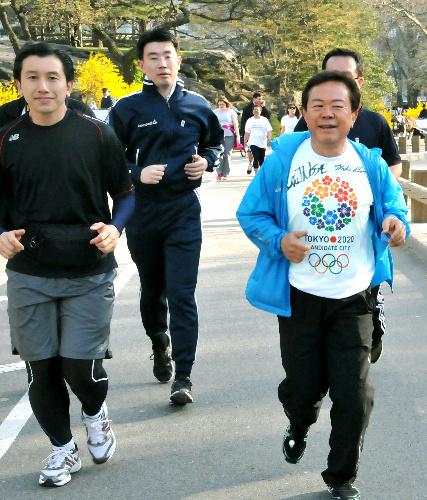 東京都の猪瀬直樹知事に「スポーツ経営」をレクチャーすべきだった