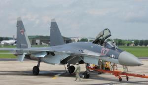 空自のF-35は中国が導入するSu-35に対抗できるか(上)――ロシアが売却する事情とは?